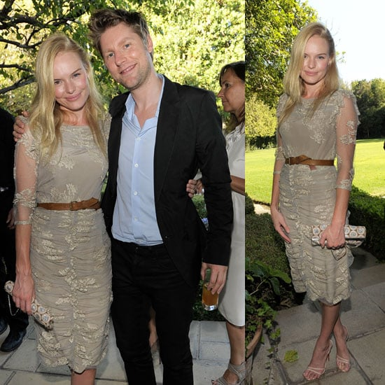 Pictures of Kate Bosworth in Burberry Dress