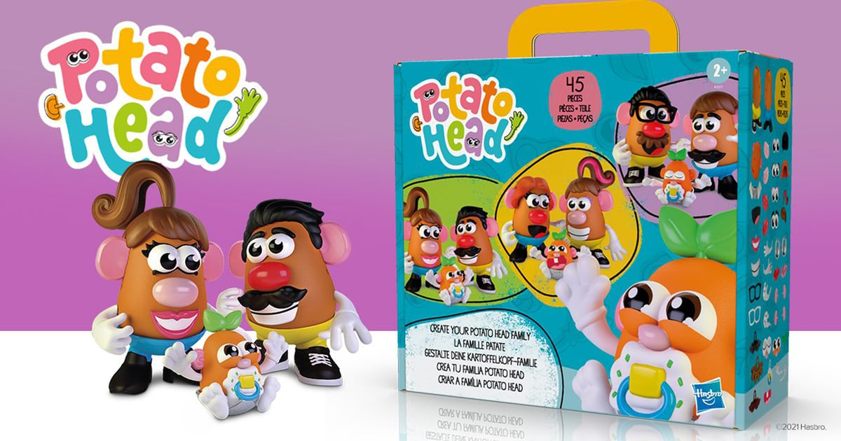 """Hasbro Drops the """"Mr."""" From the Potato Head Line to """"Promote Gender Equality and Inclusion"""".jpg"""