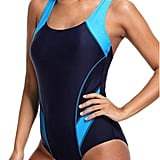 CharmLeaks Women's Athletic One-Piece Swimsuit