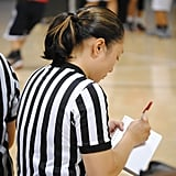 Officiate Games