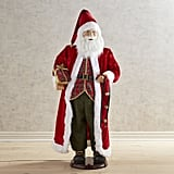 "Life Size 60"" Singing and Dancing Santa ($600)"