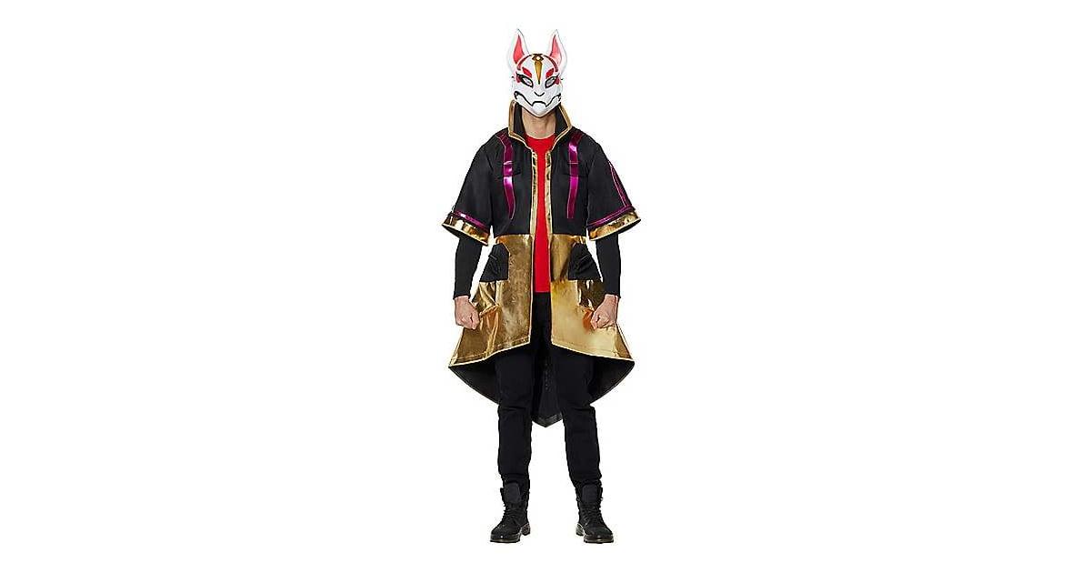 Adult Drift Coat From Fortnite Best Spirit Halloween