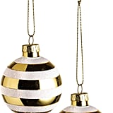 2-Pack Christmas Ornaments ($7)