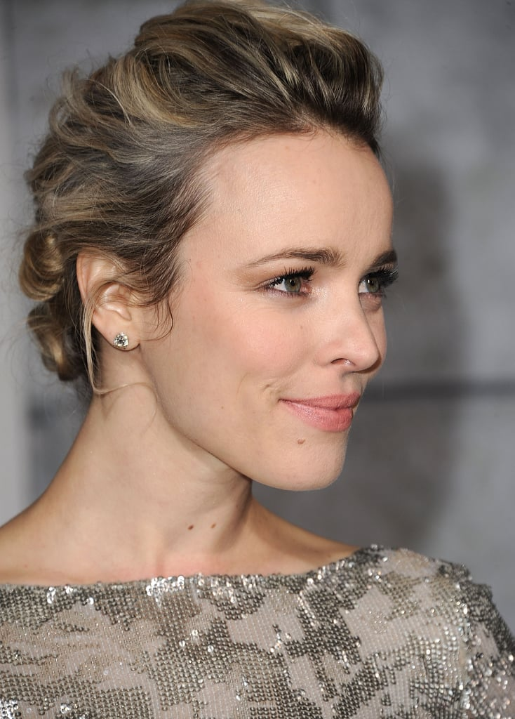 Rachel McAdams | Celebrities With Gray Hair on the Red ...