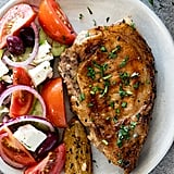 Easy Greek Pork Chops