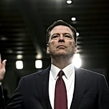 May 9, 2017: James Comey, Director of the FBI