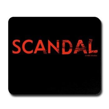 Scandal Mousepad ($16)