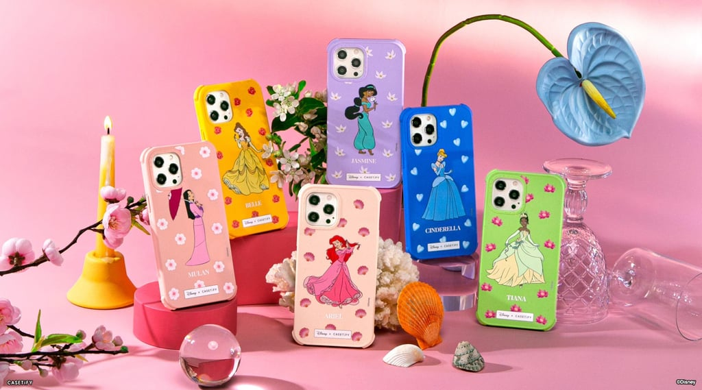 Shop the Disney Princess x Casetify Collection