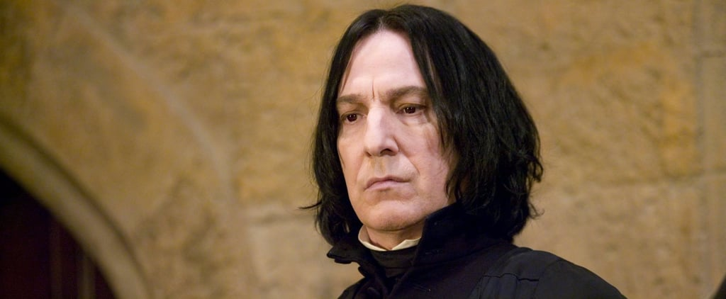 Severus Snape Is Favorite Harry Potter Character