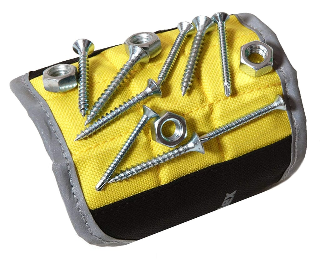 Magnetic Wristband For Holding Tools