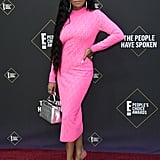 Bonang Matheba at the 2019 People's Choice Awards