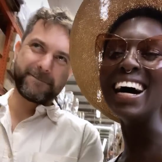 Watch Jodie Turner-Smith Sing Along to Dawson's Creek Theme