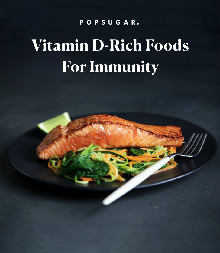 Vitamin D-Rich Foods For Immunity