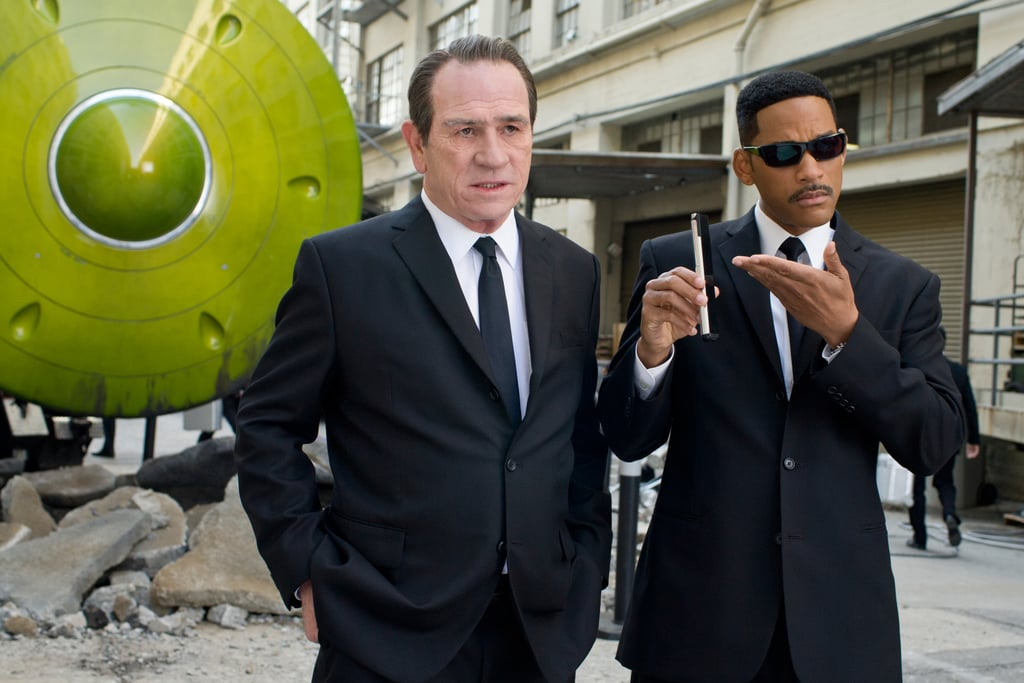 Fun Facts About Men in Black
