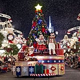 """Mickey's Once Upon a Christmastime Parade"""