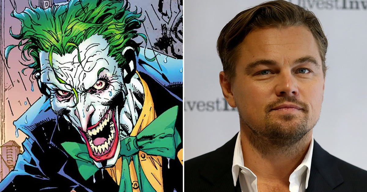 Will Leonardo DiCaprio Be The Joker In The Planned Origin Movie?