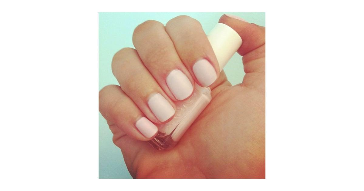 Beauty Trick: Make Your Own Matte Nail Varnish | POPSUGAR Beauty UK