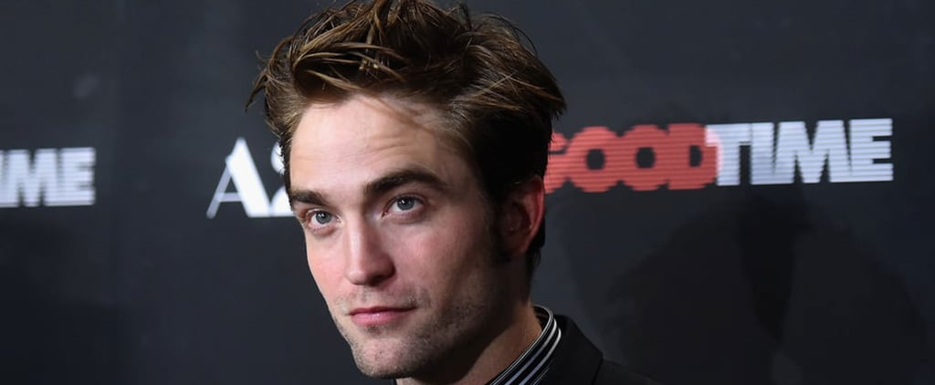 Sexy Photos of Batman Actor Robert Pattinson