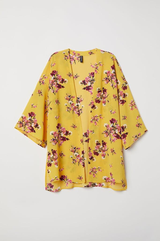 H&M Short Kimono