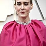 Sarah Paulson at the 2019 Oscars