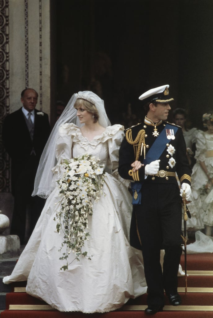 Wedding Flowers: Princess Diana