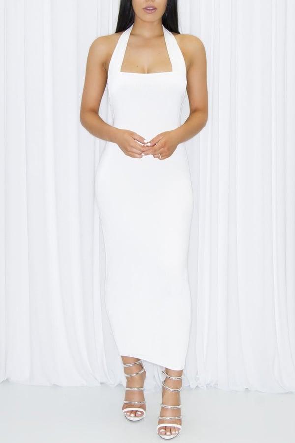DBL Margot White Dress