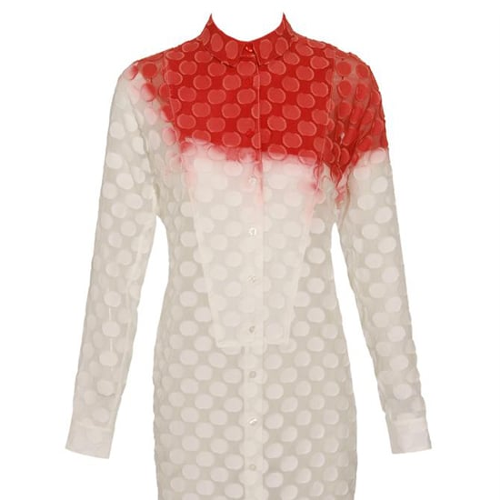 St George's Day Red and White Fashion From English Designers