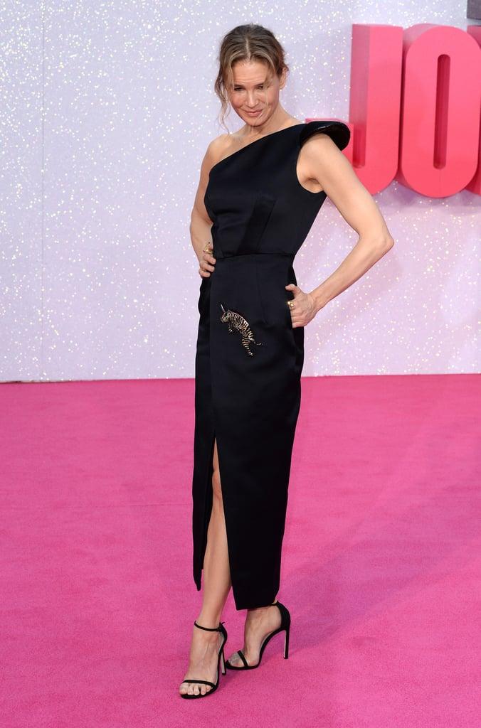 Renee Zellweger Schiaparelli Dress Bridget Jones Premiere