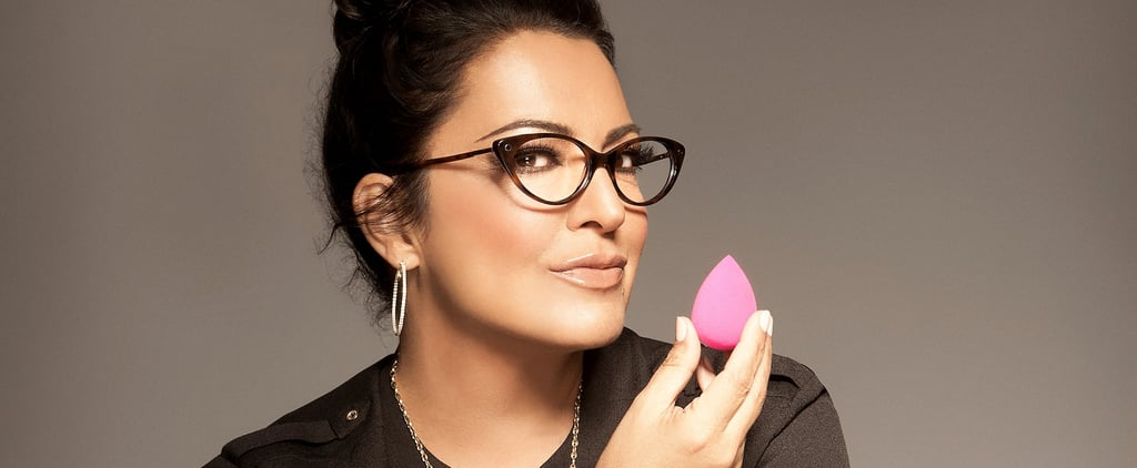 A Latina Invented Your Favorite Beauty Tool — Yes, the Beautyblender!