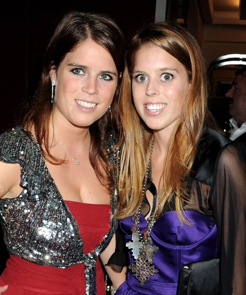 Photos Of Princess Beatrice And Princess Eugenie