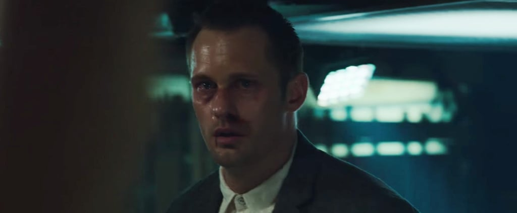 Paul Rudd and Alexander Skarsgard Have a New Sci-Fi Movie on Netflix, and It Looks Wild