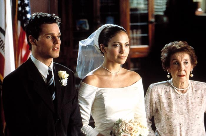 Jennifer Lopez in The Wedding Planner