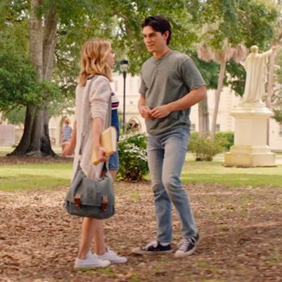 KJ Apa and Britt Robertson in I Still Believe Clip