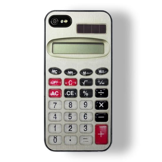 Calculator iPhone Case