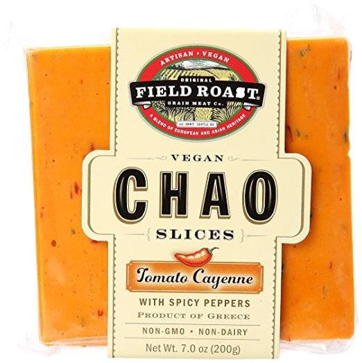 Field Roast Chao Vegan Slices