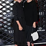 Mary-Kate and Ashley Olsen in September 2013