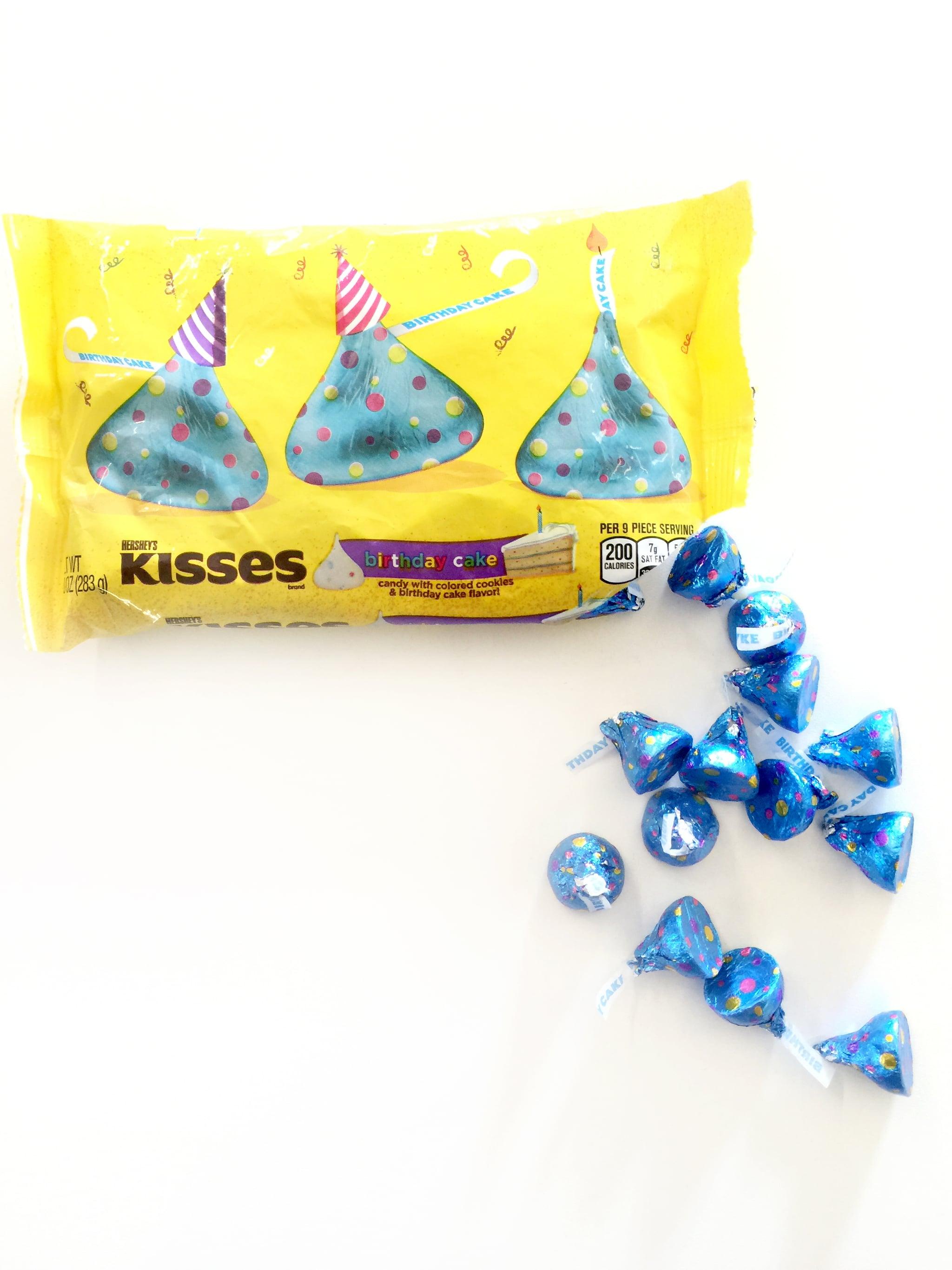 Hersheys Birthday Cake Kisses Review
