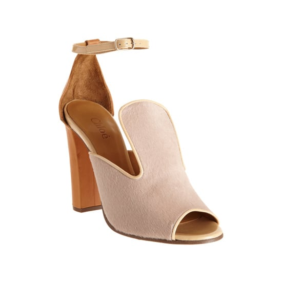 Heel, approx. $695, Chloé at Barneys