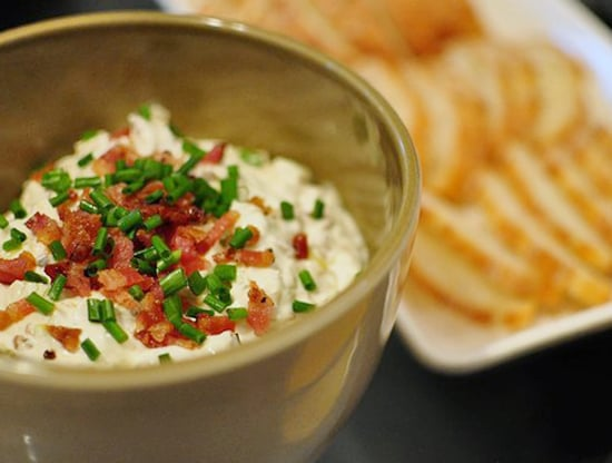 Bacon and Caramelized Leek Dip