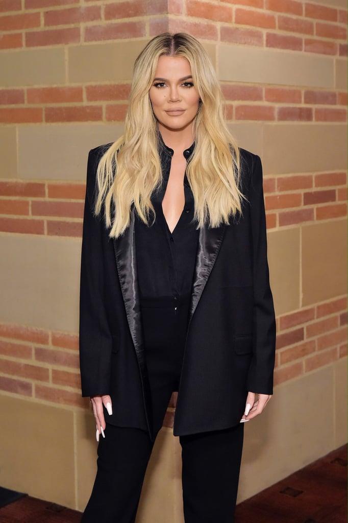 Khloé Kardashian in 2019