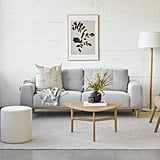 Article Mea Drizzle Gray Sofa