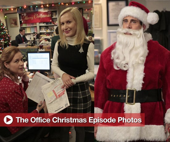 Christmas Pictures From The Office