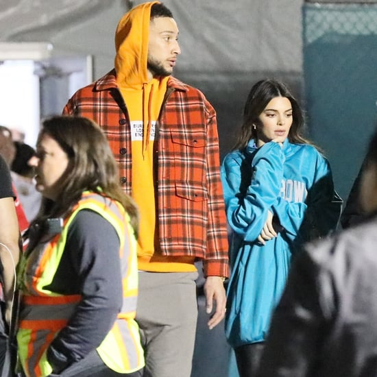 Kendall Jenner's Outfit With Ben Simmons at Super Bowl 2020