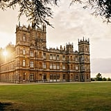 Highclere Castle From Downton Abbey — Highclere, United Kingdom