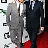And They Were Totally In Step at the AMC Celebration of the Series' Final Episodes
