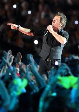 Sugar Bits — Bruce Springsteen Is To Headline Glastonbury