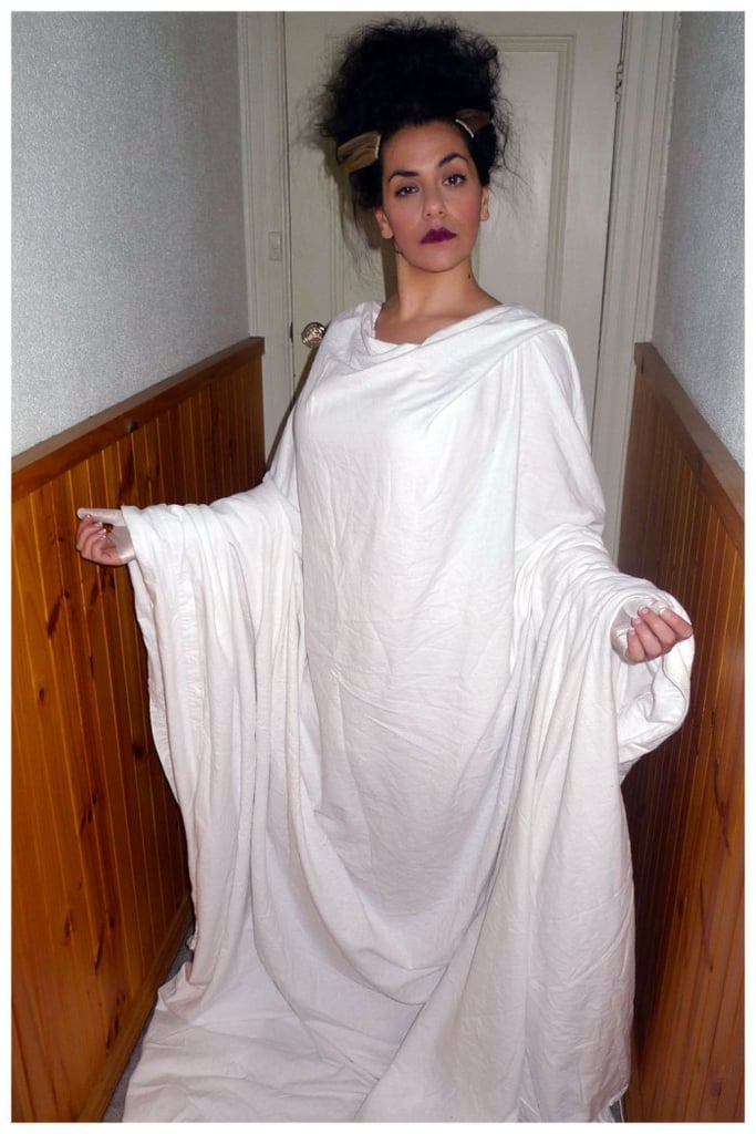 Bride of Frankenstein  sc 1 st  Popsugar & Bride of Frankenstein | Theme Me Halloween Costume Ideas | POPSUGAR ...