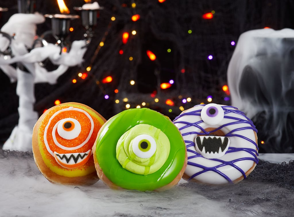 Krispy Kreme's Monster Batch Halloween Doughnuts