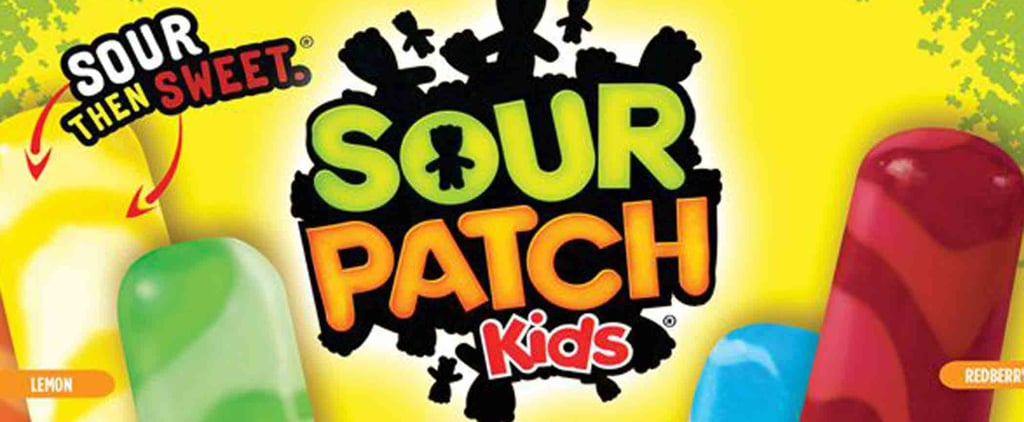 Where to Buy Sour Patch Kids Ice Pops