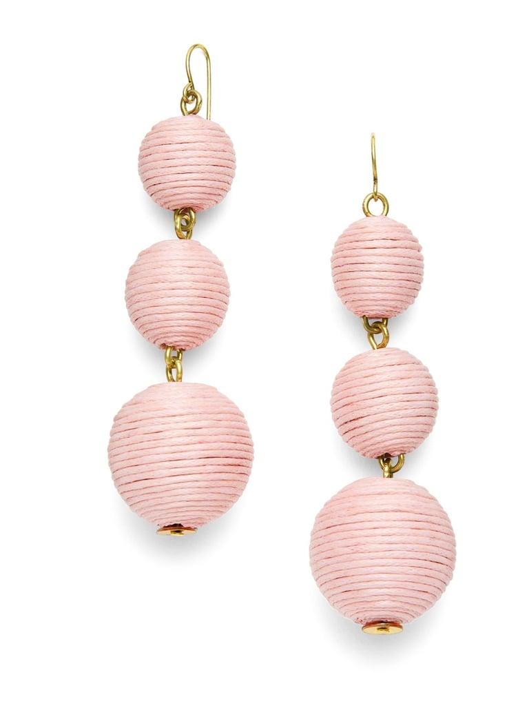 BaubleBar Crispin Drop Earrings ($48)